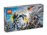 LEGO 7021 - Wikinger 7021 Gepanzerter Drache Ofnir gegen Doppelkatapult - LEGO