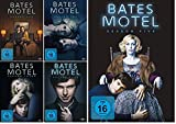 Bates Motel - Season One, Two, Three, Four & Five im Set - Deutsche Originalware [15 DVDs]