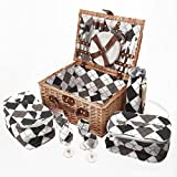 Savisto Luxus Picknick-Set