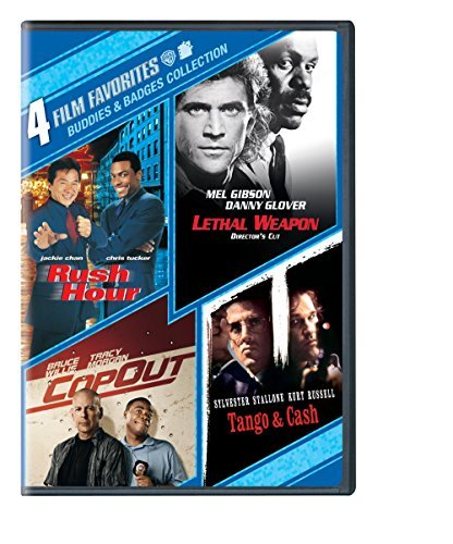 4 Film Favorites: Buddies & Badges Collection (4FF)(DVD) by Various (4 Film Favorites Dvd)