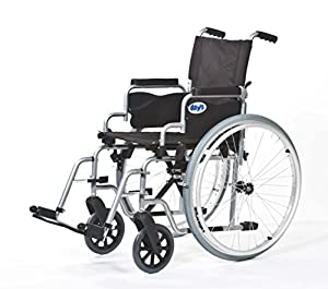Patterson Medical Whirl Self Propelled Wheelchair