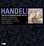 Handel Edition Volume 10 - Organ & Harpsichord Music