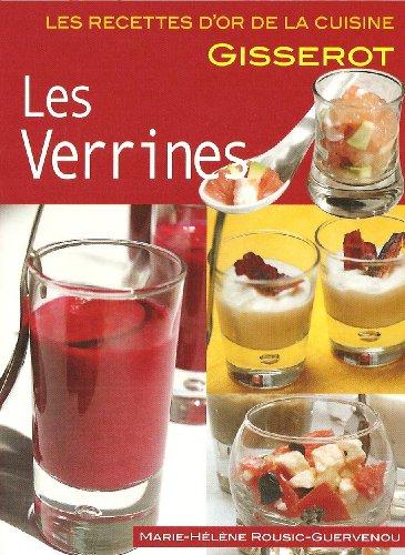 Verrines (Les) - Recettes d'or