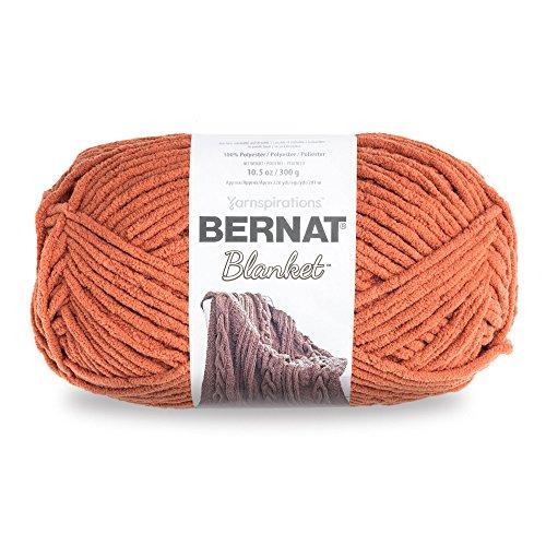 Bernat Blanket Big Ball Yarn-Pumpkin Spice