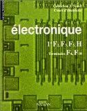 Electronique, 1re F2, F3, F5, H, Terminales F6, F10