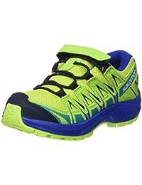 Salomon XA Pro 3D CSWP J, Calzado de Trail Running Unisex Niños