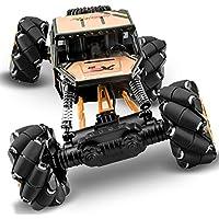 Markc Coches de control remoto inalámbrico de coches SUV muchacho de los niños de juguete escalada de coches de alta velocidad de deriva en las cuatro ruedas que compite con resistencia eléctrica de a