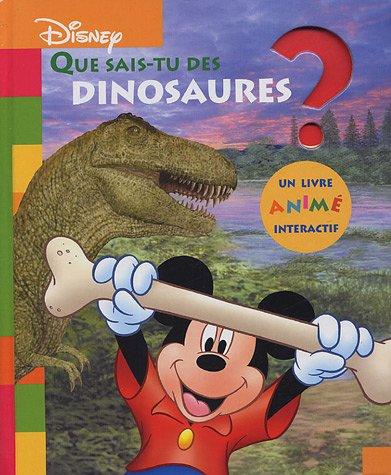 Que sais-tu des dinosaures ?
