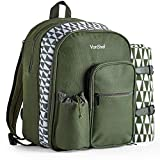Best Backpack Coolers - VonShef 2 Person Picnic Backpack with Insulated Cooler Review