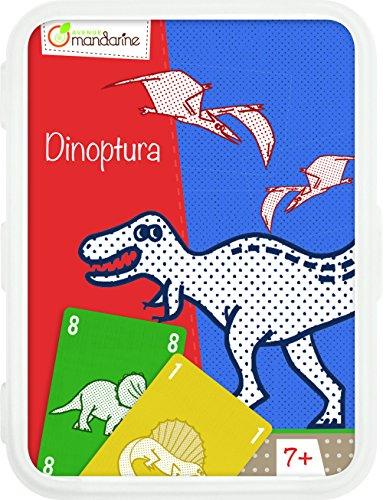 Avenue Mandarine CO107O Un jeu de cartes - Dinoptura