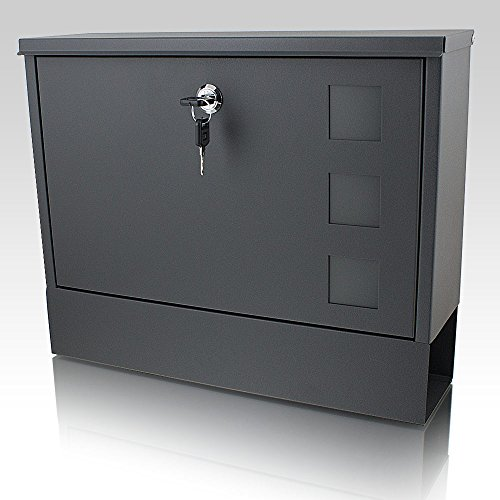 briefkasten als computer. Black Bedroom Furniture Sets. Home Design Ideas