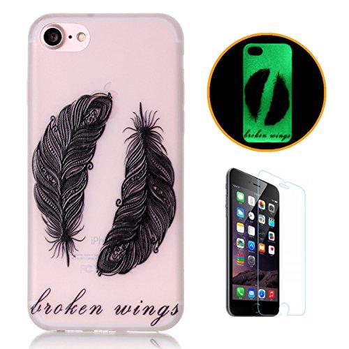 casehome-iphone-7-47-zoll-luminoso-funda-con-gratis-pantalla-protector-vibrante-gel-de-silicona-moda