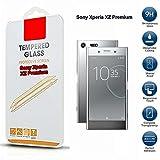 Sony Xperia XZ Premium gehärtetes Glas Displayschutzfolie von Gadget Boxx