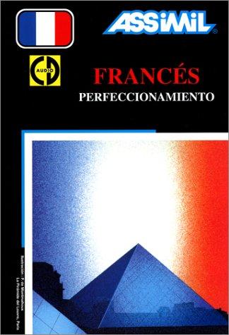 Francés perfeccionamiento (1 livre + coffret de 4 CD) (en espagnol)