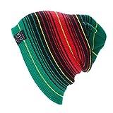 TEBAISE Klassische Jersey Slouch Beanie Mütze leicht und weich Reversible Bicolor für Damen und Herren Wintermütze Unisex Hüte Hut Mützen Caps Sturmhauben Strickmützen Baseball Caps