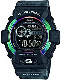 Casio G-Shock G Shock GLS-8900AR-1ER G-Lide Watch Uhr Watch Camouflage edition