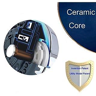ATGETPRIMA Ceramic Core 5 sprays Handheld Shower Head A62C