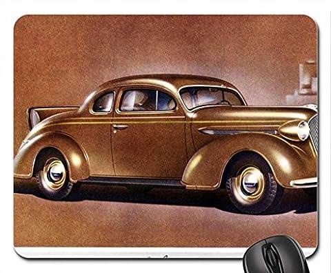 1937Plymouth de luxe Rumble Assise Coupé de souris