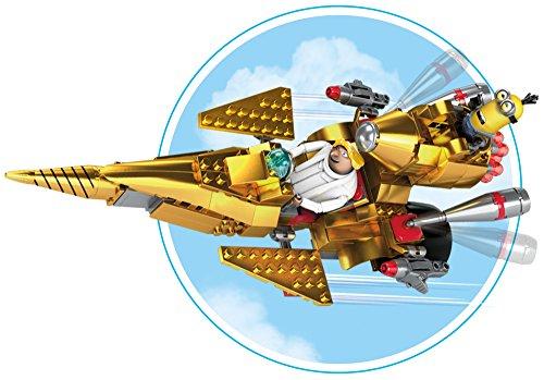 Mattel Mega Bloks FDX84 - Ich - einfach unverbesserlich 3