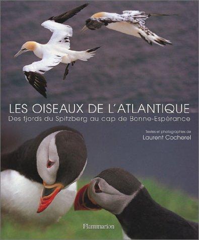 Les Oiseaux de l'atlantique : Des fjords du Spitzberg au cap de Bonne-Espérance par Laurent Cocherel