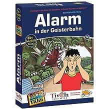 TKKG: Alarm in der Geisterbahn