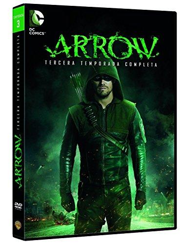 arrow-temporada-3-dvd
