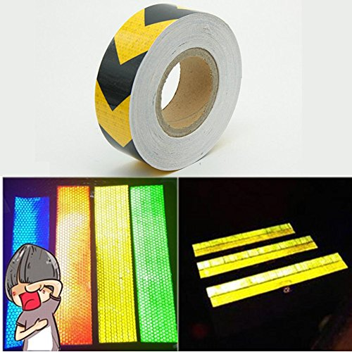 tuqiangr-300-cm-x-5-cm-black-with-yellow-arrow-reflective-tape-self-adhesive-safety-warning-conspic-