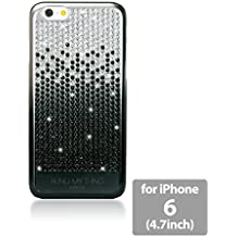 """Bling My Thing - Coque Vogue Swarovski Crystal - Brillant Onyx - pour iPhone 6 (4,7"""")"""