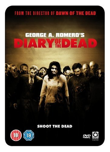 Bild von Diary Of The Dead - Limited Edition 2 Disc Steelbook Metal Packaging [DVD] [UK Import]