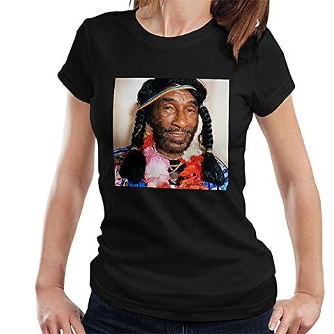 Lee Scratch Perry Braids Women's T-Shirt