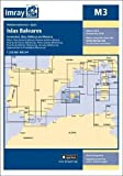 Imray Chart M3: Islas Baleares - Formentera, Ibiza, Mallorca, Menorca (M Series)