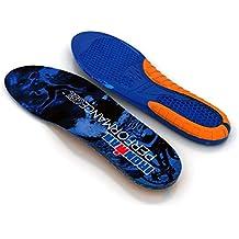 Spenco Total Support Gel Plantillas para zapatos anatómicos bajar - soporte de pié y extra Daempfungssystem - 36-38 qGqvB