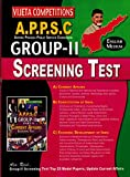 APPSC Group-II SCREENING TEST [ ENGLISH MEDIUM ]