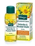 Kneipp Gesundheitsbad Gelenke & Muskel Wohl Arnika, 2 x 100 ml