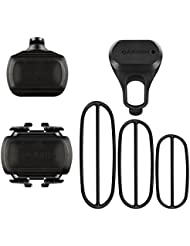 Garmin Geschwindigkeits- und Trittfrequenzsensor - Trainingsunterstützung Fahrrad, schnelle und einfache Montage