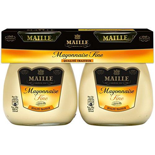 Mayonnaise fine, qualité traiteur - ( Prix Unitaire ) - Envoi Rapide Et Soignée