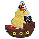Wilton Kuchenform Piratenschiff