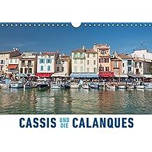 Cassis und die Calanques (Wandkalender 2019 DIN A4 quer): Eine Fotoreise in das provenzalische Cassis und den Nationalpark Calanques (Monatskalender, 14 Seiten ) (CALVENDO Orte)