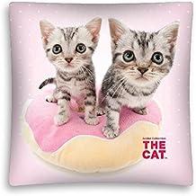 Unbekannt The Cat Gatos Baby Almohada Funda de cojín (40 ...