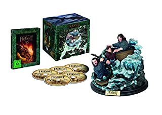 Der Hobbit 2 - Smaugs Einöde - Extended Edition [Blu-ray] (B00MFUBIMM)   Amazon price tracker / tracking, Amazon price history charts, Amazon price watches, Amazon price drop alerts
