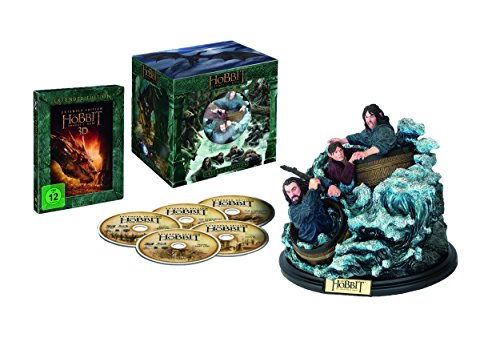 Smaugs Einöde Extended Edition (Collector's Edition) (3D & 2D Blu-ray)