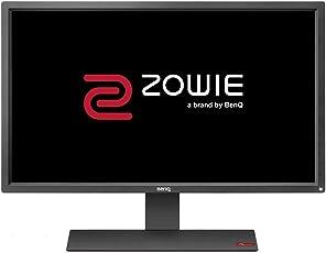 BenQ Zowie RL2755 Konsolen eSports 68,58 cm(27 Zoll) Monitor (1ms Reaktionszeit, offiziell lizensiert für PS4 /PS4 Pro, Black eQualizer)