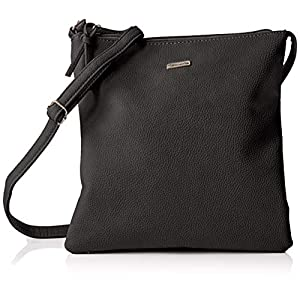 Tamaris Damen Louise Crossbody Bag M Umhängetasche, 1x25x25 cm