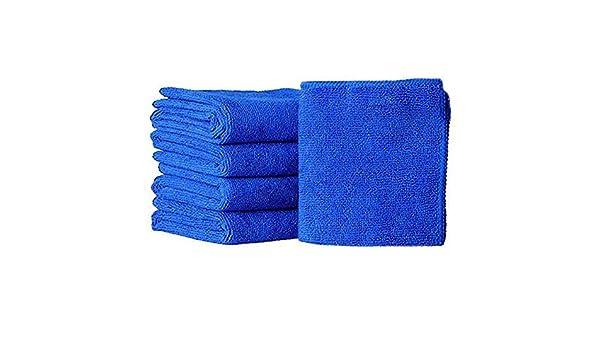 10X Car Microfibre Cleaning Auto Car Detailing Soft Cloths Wash Towel Duster
