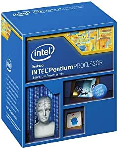 Intel Pentium G3220 Dual Core CPU Retail (Socket 1150, 3.00GHz, 3MB, 54W, Extended Memory 64 Technology, Execute Disable Bit)