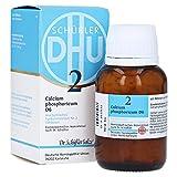 Biochemie Dhu 2 Calcium phosphorus D 6 Tabletten 420 stk