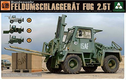 Takom Bundeswehr FUG 2.5 Model Kit (1/35 Scale) by TAKom