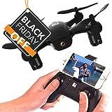 FADER Drone con videocamera HD - App Live View – Mantenimento...