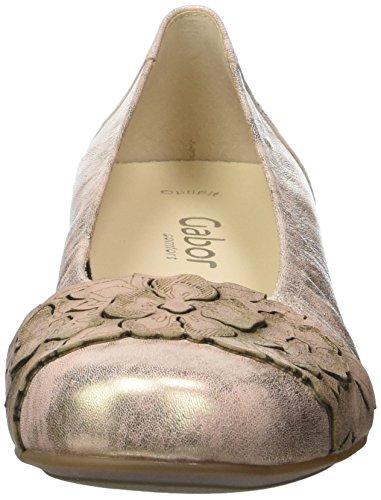 Gabor Comfort, Ballerines Femme Beige (rame 68)