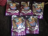 5 x KITTY IN MY POCKET SERIES 5 BLIND BAGS RANDOM SENT BY CHEDDARGORGETOYSHOP